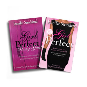 Girl Perfect Book and Study Guide Combo