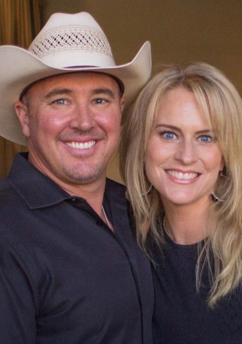 Shane & Jennifer Strickland