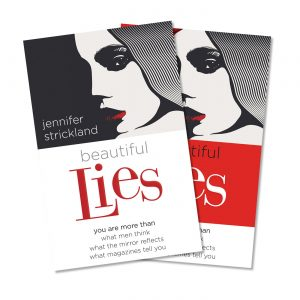 Beautiful Lies Book and Study Guide Combo